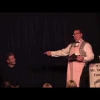 Mr. Mysto Comedy - He ain't right